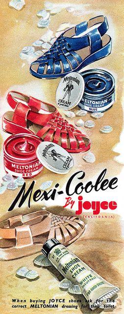 9e5fa5f0b 1947 Joyce Shoes ad