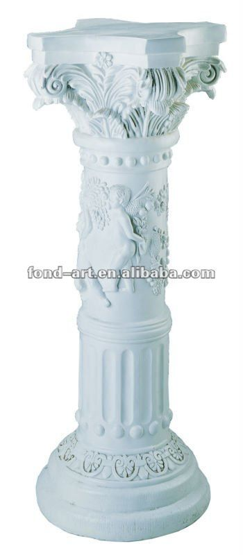 pu839 living room white color roman pillars home decoration buy roman pillars home decorationwhite color roman pillars home decorationliving room white - Decorative Pillars For Homes