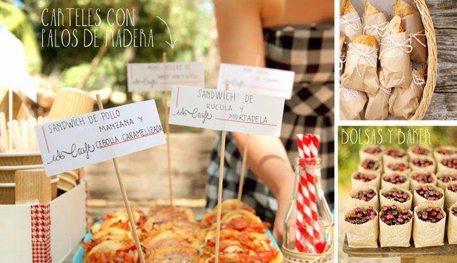 Ideas Para Fiestas Al Aire Libre Celebra Un Picnic Romántico Ideas Picnic Fiestas Romantico Desechables Kraft Bambu Comida Para Picnic Comida Picnic