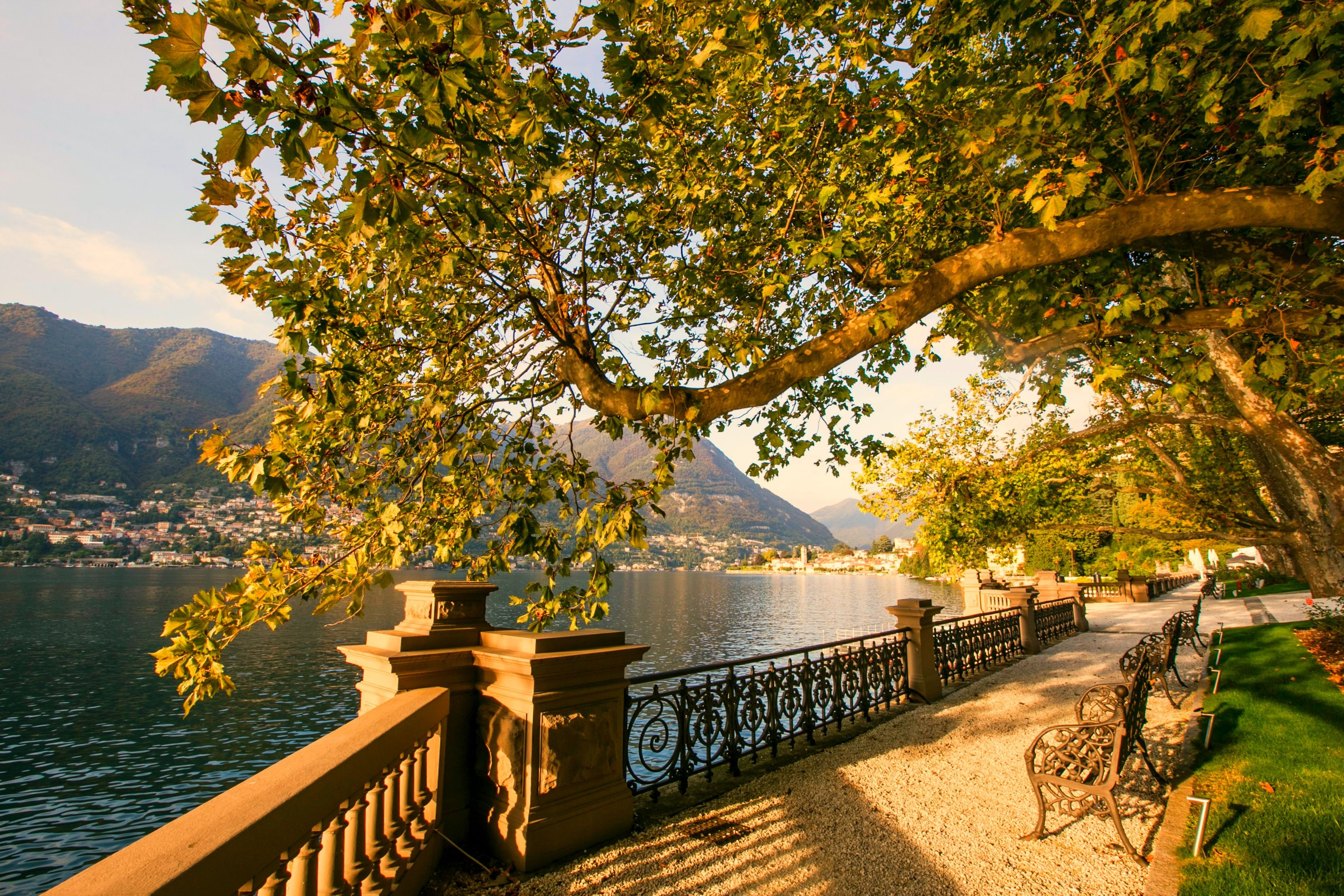 Fall in love with #LakeComo... The magic, the beauty, the romance! www.castadivaresort.com  #StayAtCastaDiva #Resort #Spa #Reopening #March10 #Lake #Como #Italy