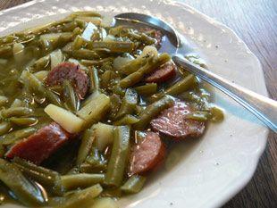 Schnippelbohnen #spitzkohlrezeptehackfleisch
