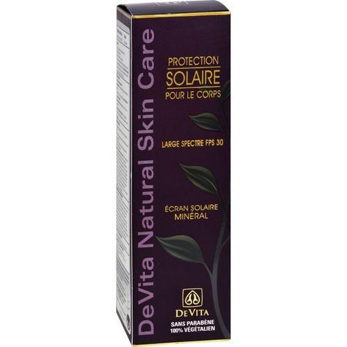 Devita Natural Skin Care Solar Body Moisturizer 7 Oz Skin Care Secrets Body Moisturizer Dry Skin Care
