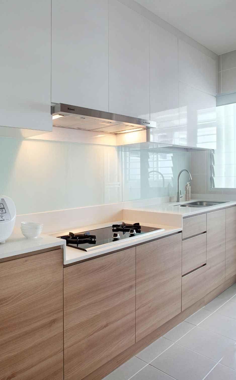 26 Modern Kitchen Cabinetry Decor Ideas Homeideas Co Modern Kitchen Design Kitchen Cabinet Design Kitchen Design Small