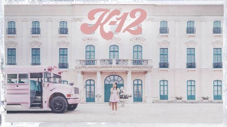 Hoje K 12 Completa 3 Semanas De Lancamento O Mesmo Ja Conta Com Mais De 100 Milhoes De Streams Somente No Spotify Melanie Martinez Melanie Movies