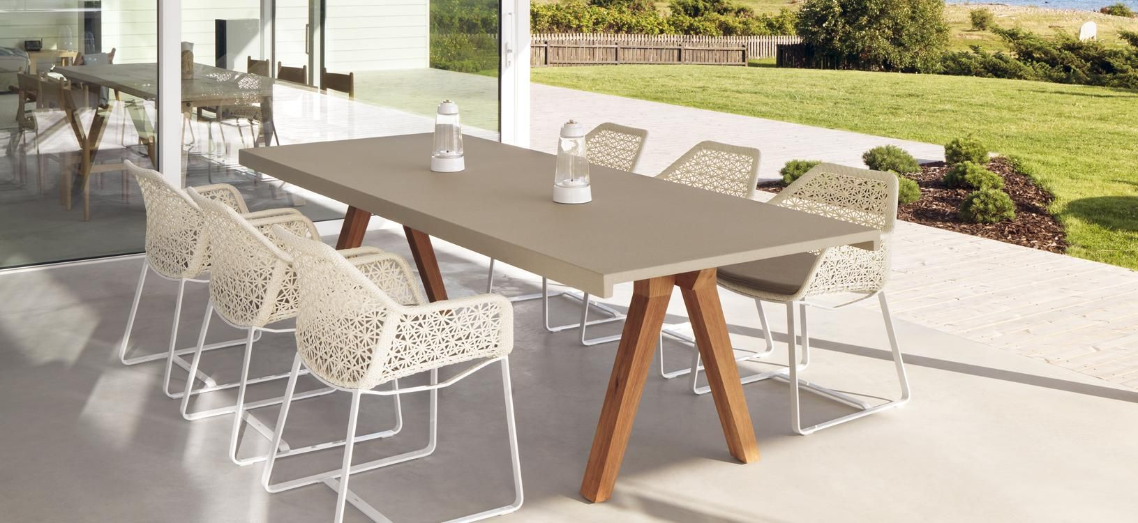 Comedor exterior | CG-Velazquez | Muebles, Muebles de comedor y ...