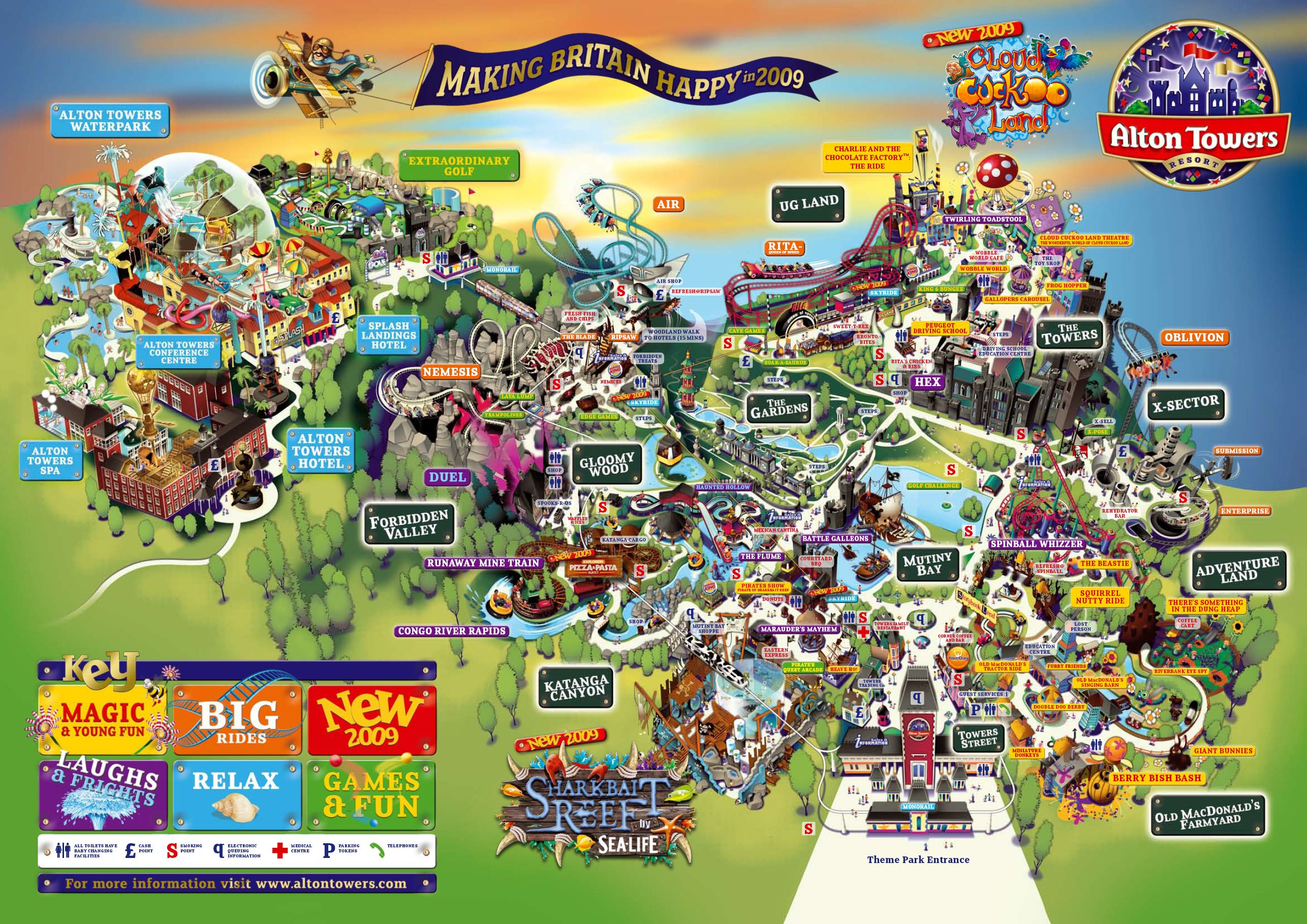 Http www alton towers co uk pages theme park - Alton Towers The Bestest Theme Park Ive Been To