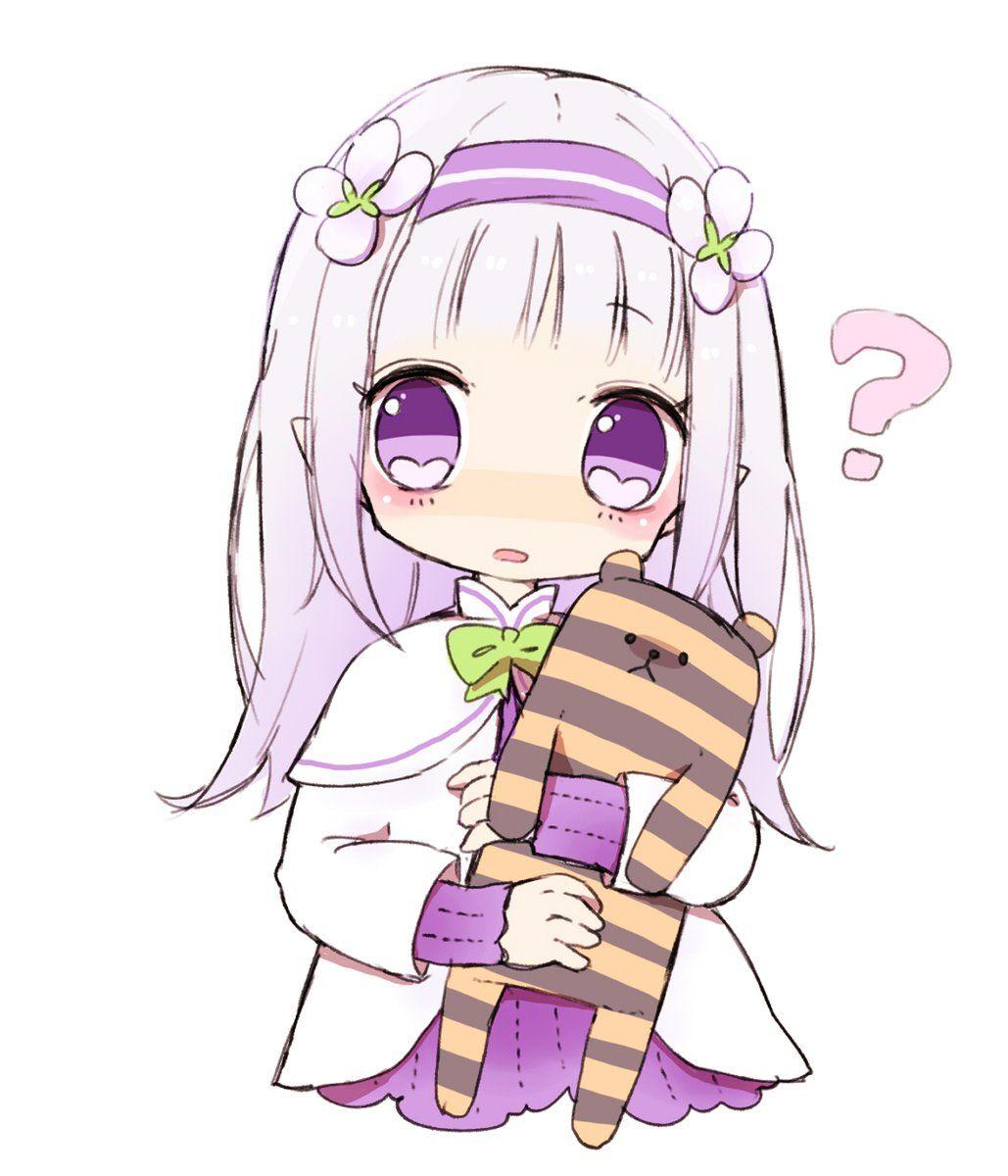 あじ on Anime, Chibi, Manga