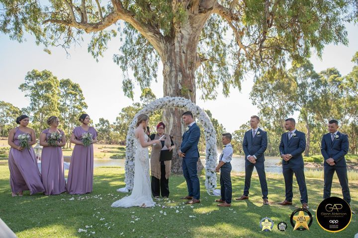 Julian  Erin | Serafino Wines  http://ift.tt/1EDCtHt  #AdelaideWeddings #Weddings #Love #McLarenValeWedding
