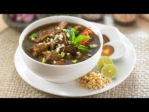 Resep Masakan Rawon Daging Khas Surabaya Resep Masakan Resep Daging Resep