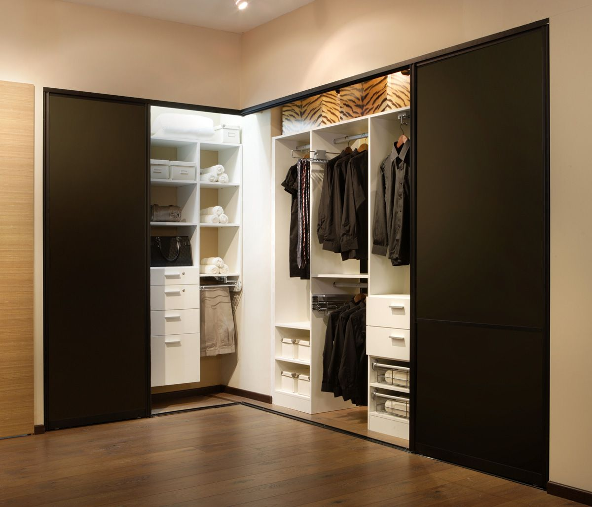 Image Result For L Shaped Built In Wardrobe Sliding Doors Modern Closet Doors Closet Designs Built In Wardrobe