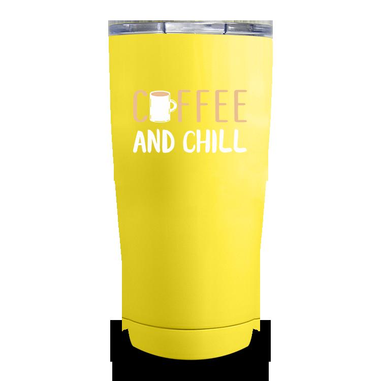 Coffee & Chill Tumbler