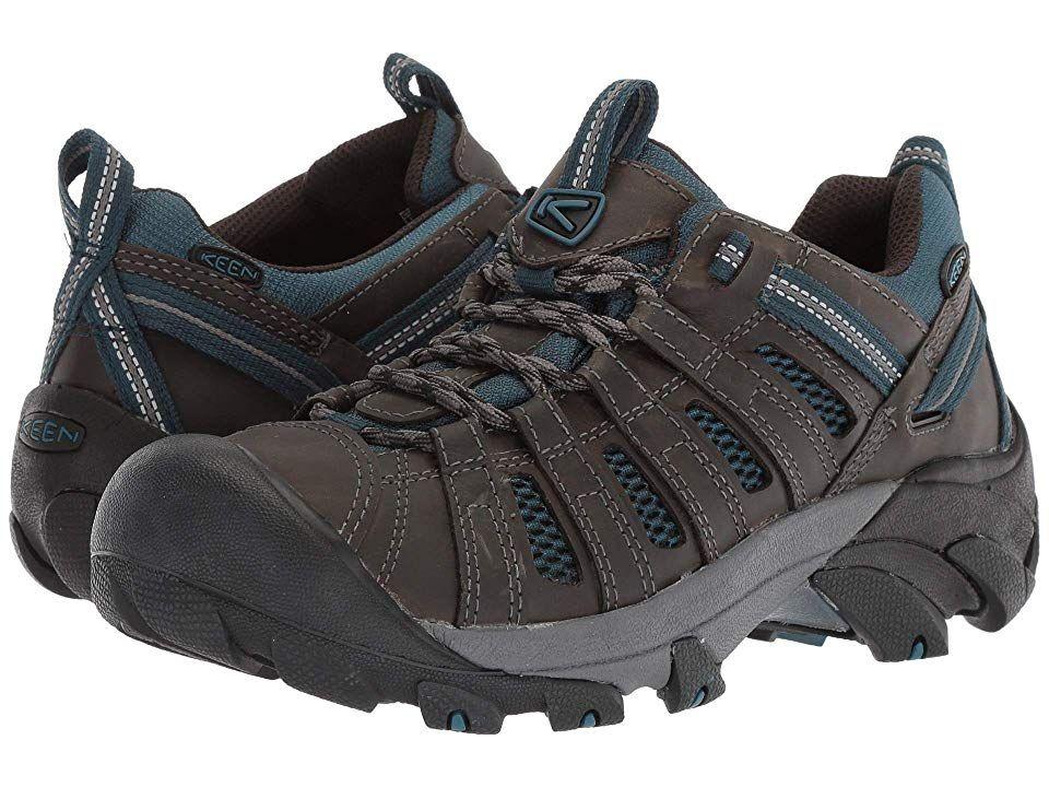 Keen Voyageur (Alcatraz/Legion Blue) Men's Shoes. Like its