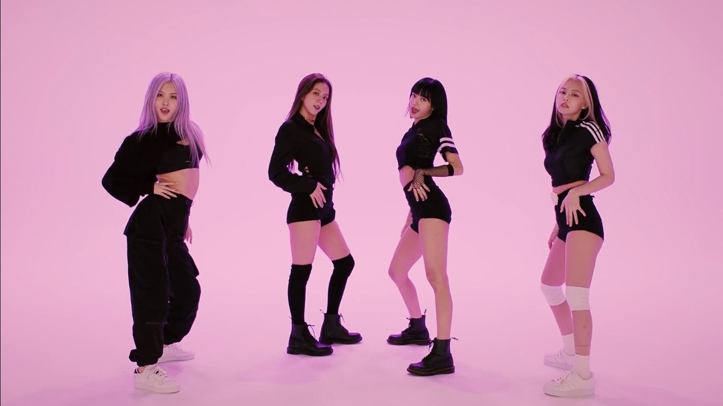200705 Blackpink In How You Like That Dance Practice Dance Outfits Practice Practice Outfits Blackpink Fashion