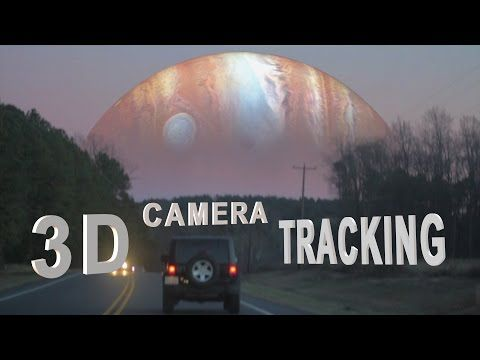 After Effects 3d Camera Tracking With Practical Effects