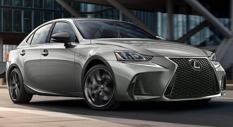لكزس أي أس 300 أف سبورت بلاك لاين النسخة الفريدة والفاخرة موقع ويلز Lexus Lexus Sedan Sports Sedan