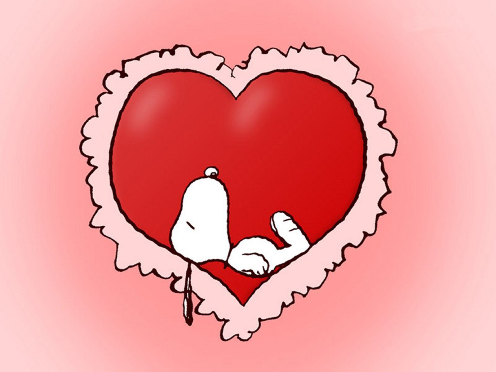 Valentine Snoopy Valentine S Day Snoopy Valentine Snoopy Wallpaper