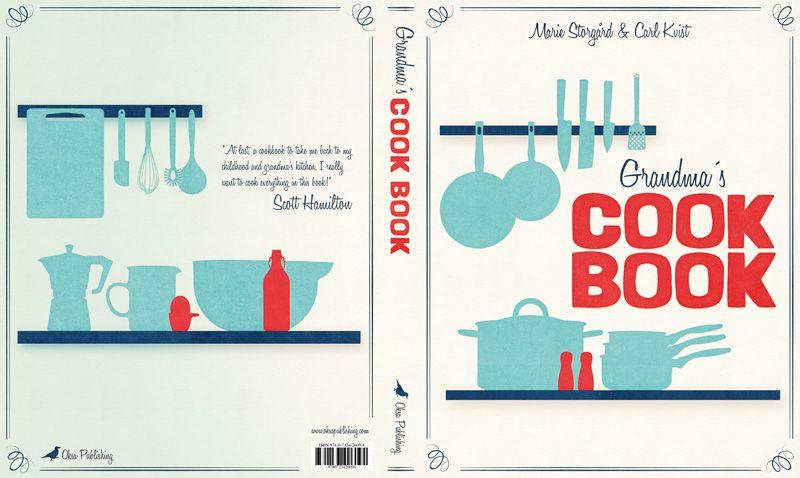 Recipe Book Cover Design Recipe book covers, Book cover