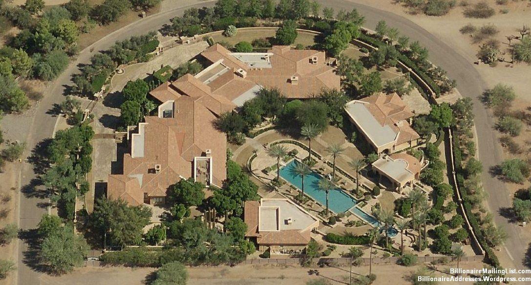 How many millionaires in arizona