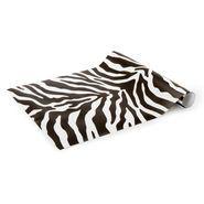 Locker Lookz Wallpaper Panel Black Zebra Review (With