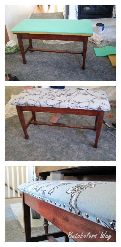 Batchelors Way Nana S Day Piano Bench Piano Bench Decor