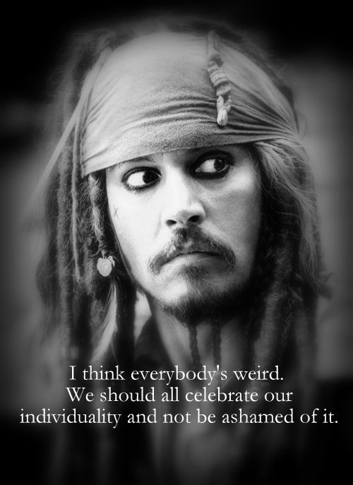 We Should All Celebrate Our Individuality And Not Be Ashamed Of It