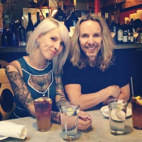 Tommy Shaw & Daughter Hannah~