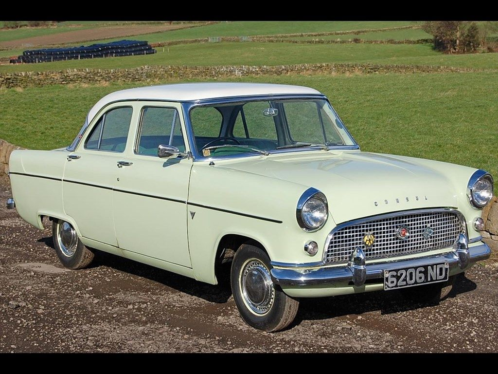 1961 FORD CONSUL for sale | Classic Cars For Sale, UK | classic cars ...