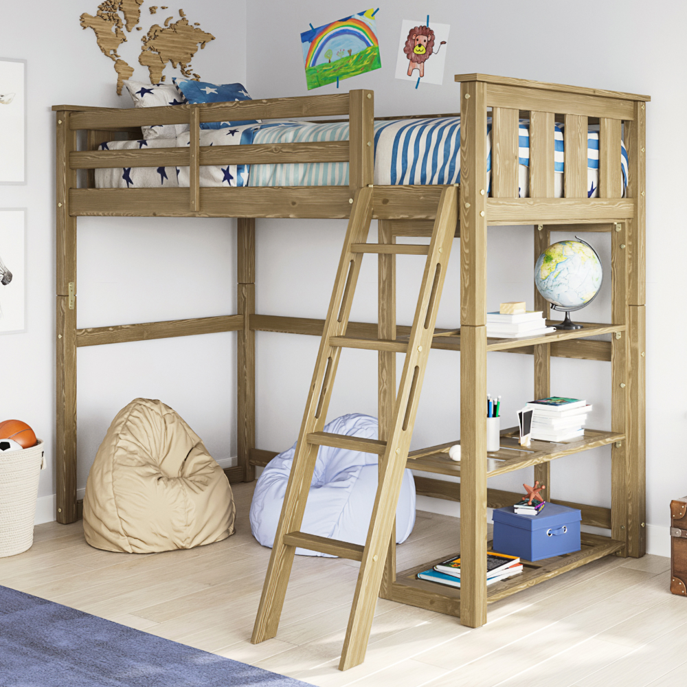 Shop by Brand in 2020 Bookshelf bed, Bed, Better homes