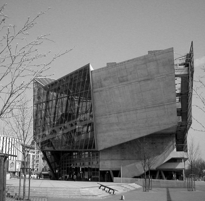 Coop himmelblau 9 erbaulich pinterest architektur - Dekonstruktivismus architektur ...