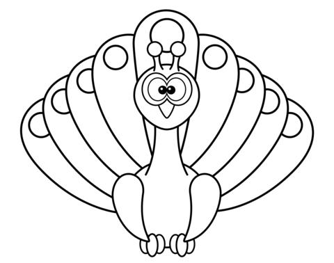 Kirby Kleurplaten Printen.Tekening Pauw Kleurplaat Axenroos Aves