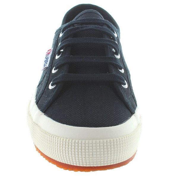 2861f5d4772 Superga 2750 COTU Classic - Black Canvas Lace-Up Sneaker in 2019 ...