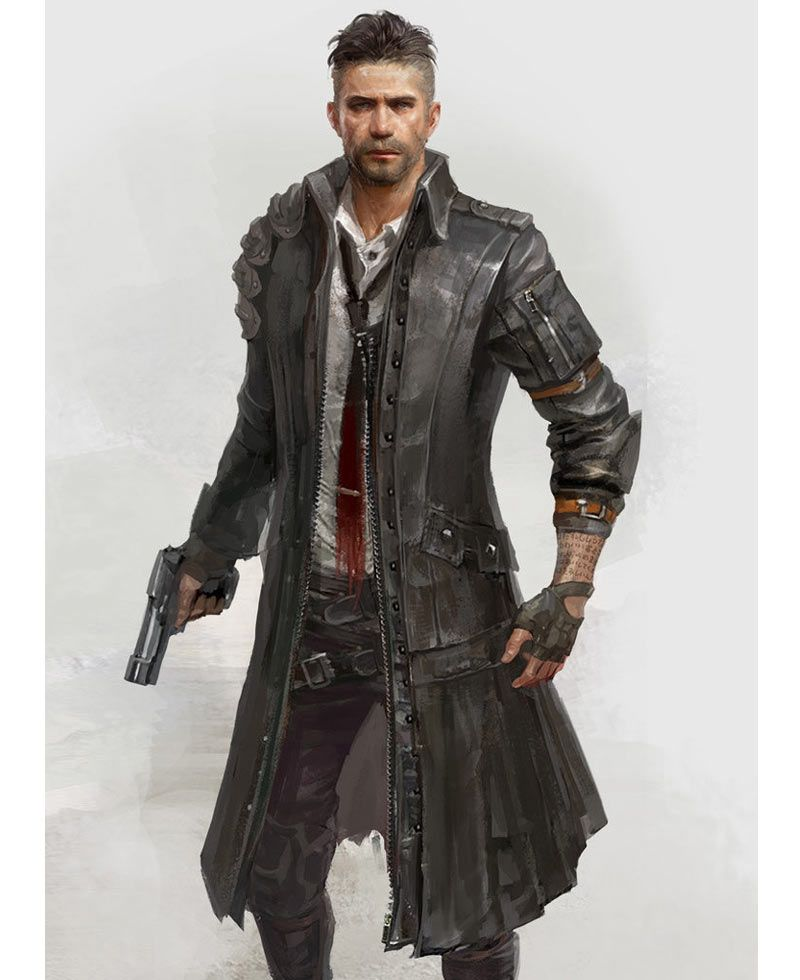 Playerunknowns Battlegrounds Trench Coat In 2019