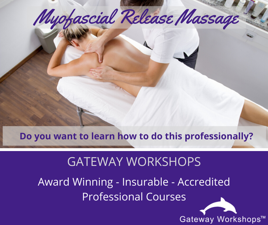 Myofascial Release Massage Accredited Diploma Course - Gateway Workshops - Massage and Beauty Courses UK -   16 diploma of beauty Therapy ideas