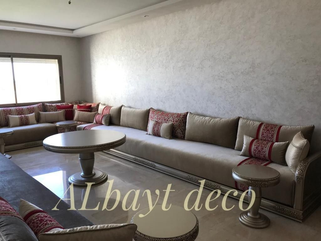 Epingle Par Albayt Deco Sur Albayt Deco Decoration Interieure Salon Marocain Decoration
