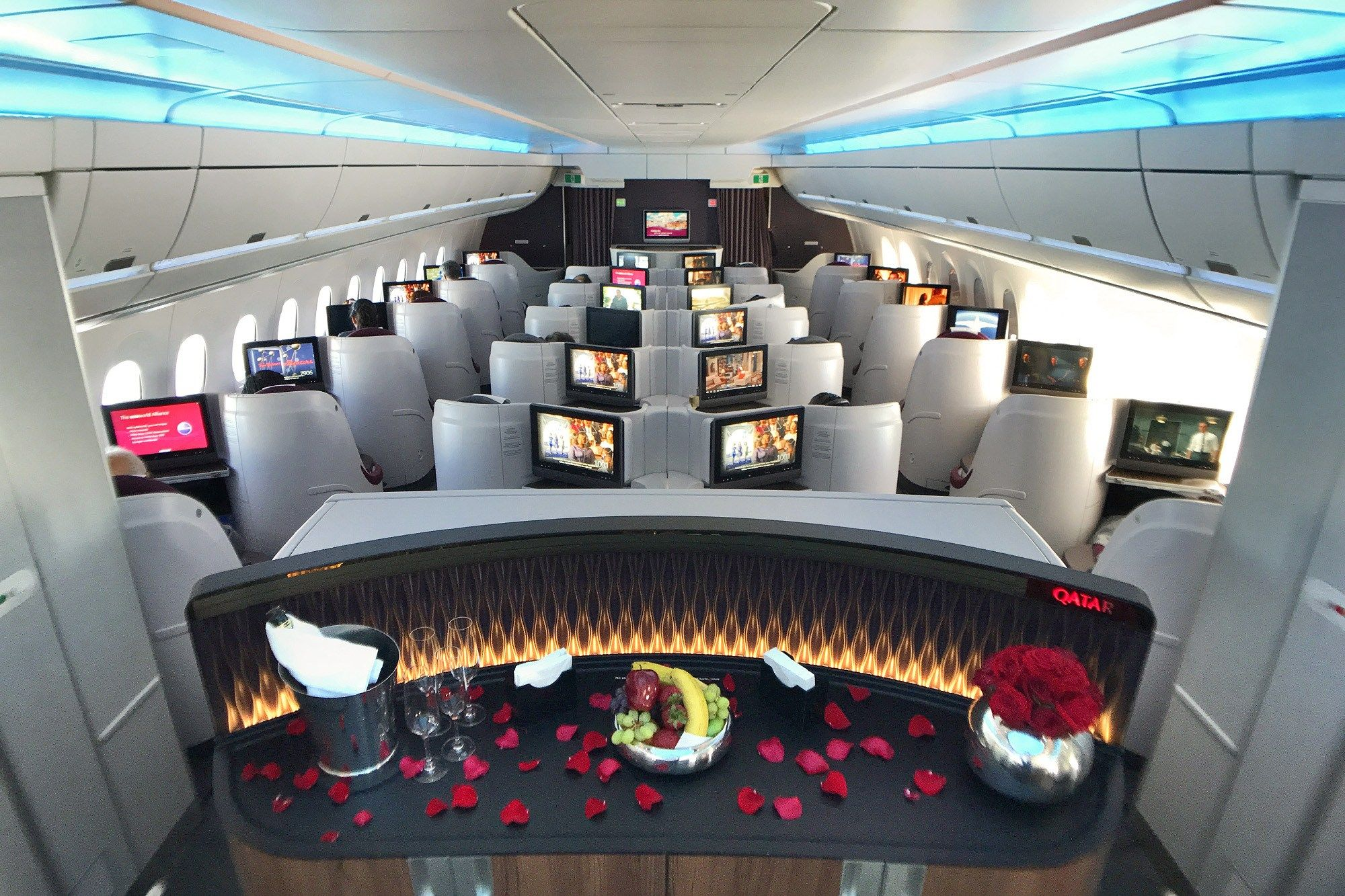 Qatar Airways Business Class Seats Ranked From Best To Worst Business Class Seats Business Class Singapore Airlines