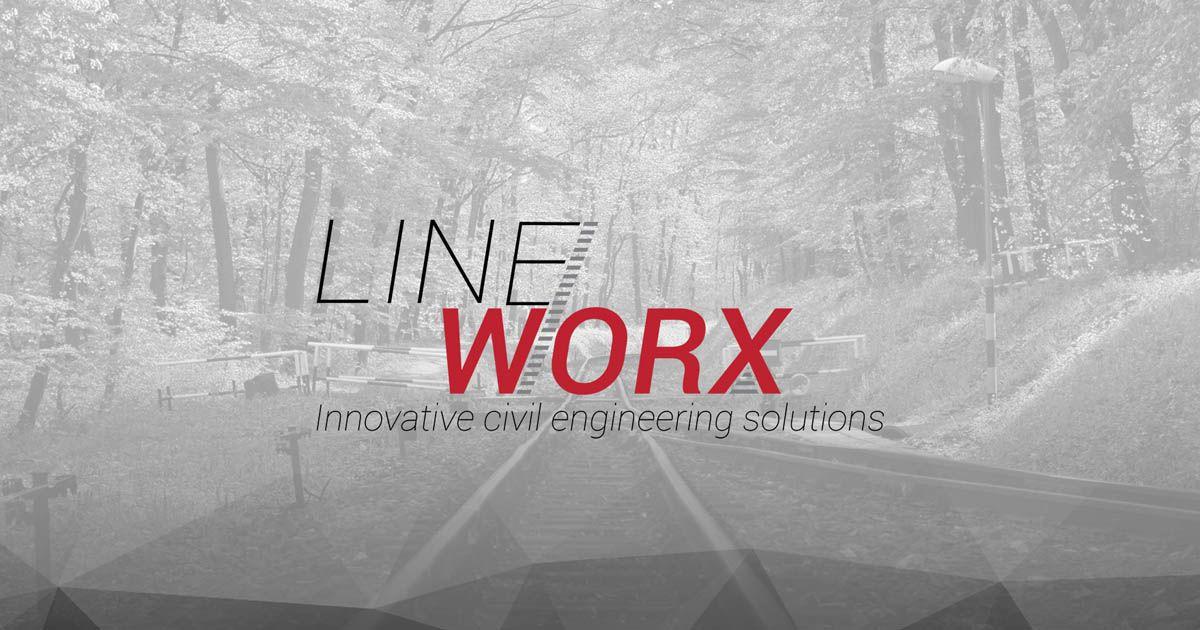 Lineworx Branding, Logo, Website, Design for Print