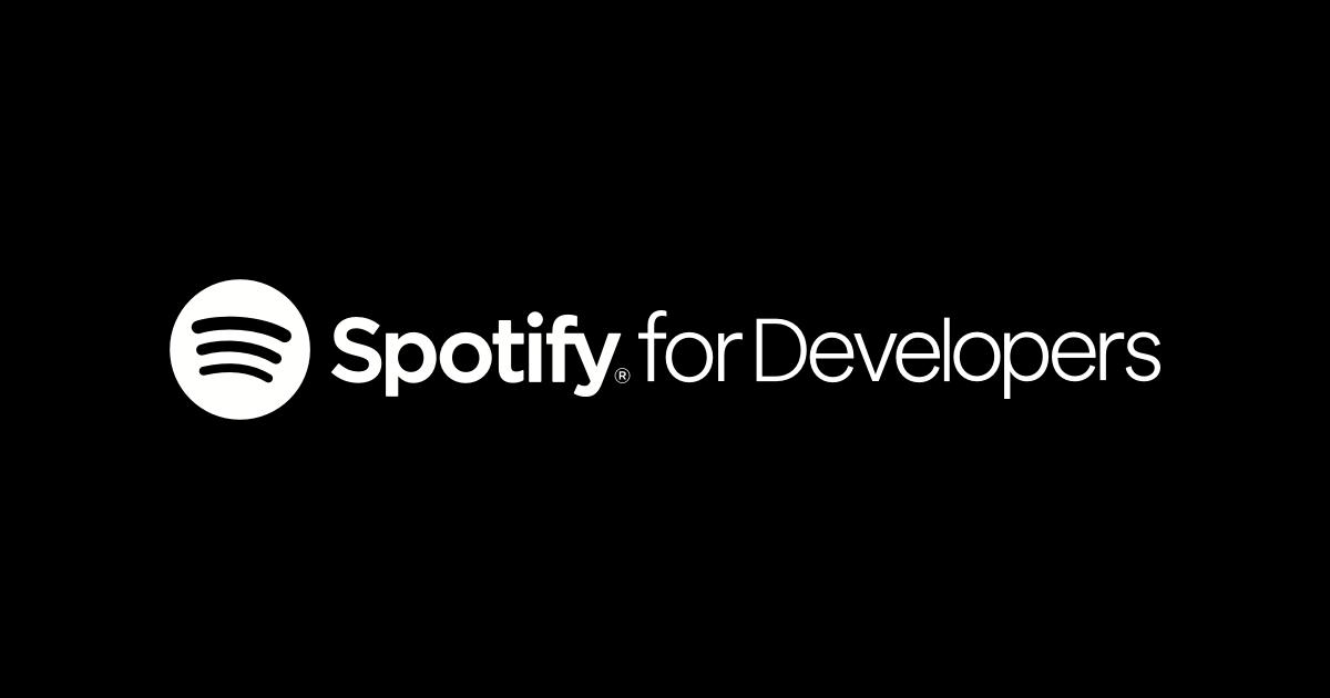 How to embed a Spotify playlist to a blog. Web api