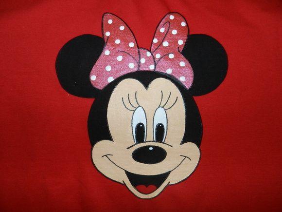 Minnie Ou Mickey Rosto S Nome Adulto Mickey E Minie Mickey