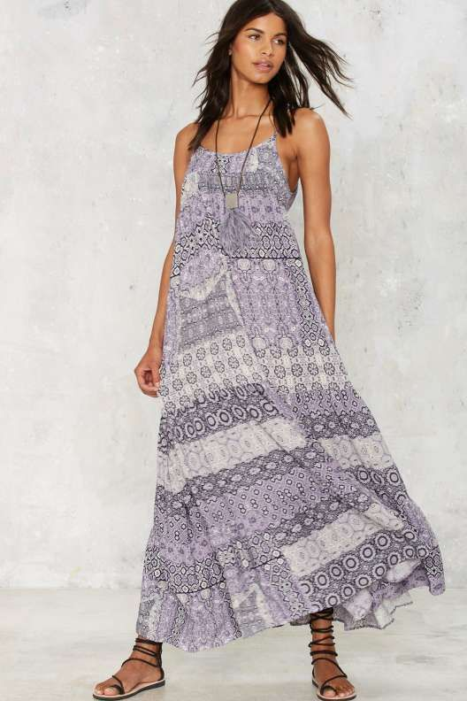 Woman of Heart and Mind Maxi Dress - What's New