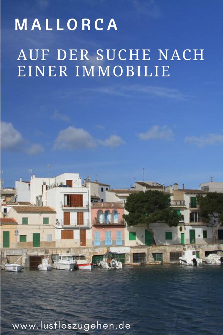 Auf der Suche nach einer Immobilie auf Mallorca Mallorca