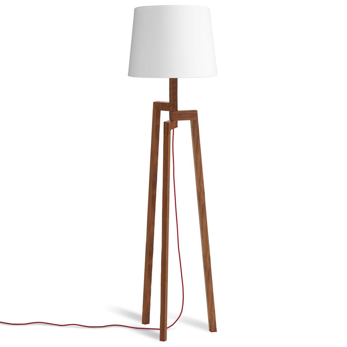 Stilt Floor Lamp Smoke Charcoal House Design