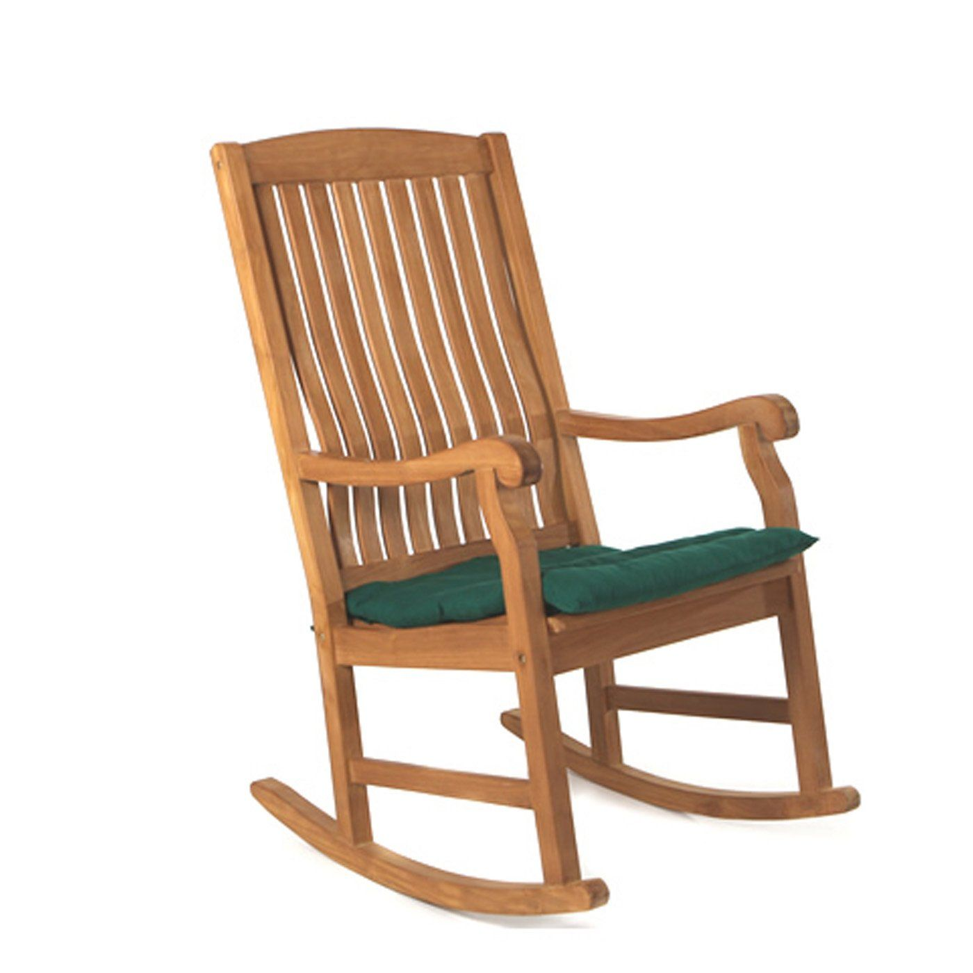 All Things Cedar Teak Rocking Chair Cushion