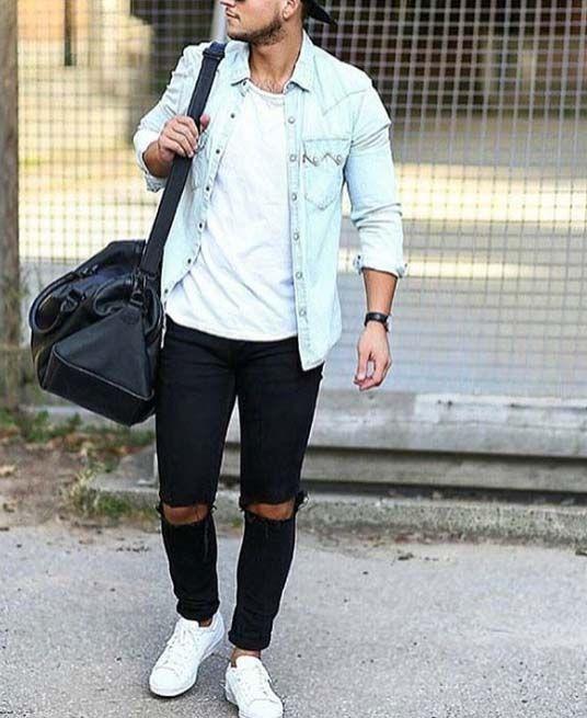 Casual Mom Days Gym Bag Urban Men Urban Boys Mens Fashion City Boys Moda Masculina Dicas Moda Masculina 2017 Ideias De Moda Masculina