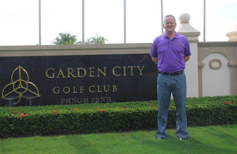 Garden City Golf Club S New General Manager