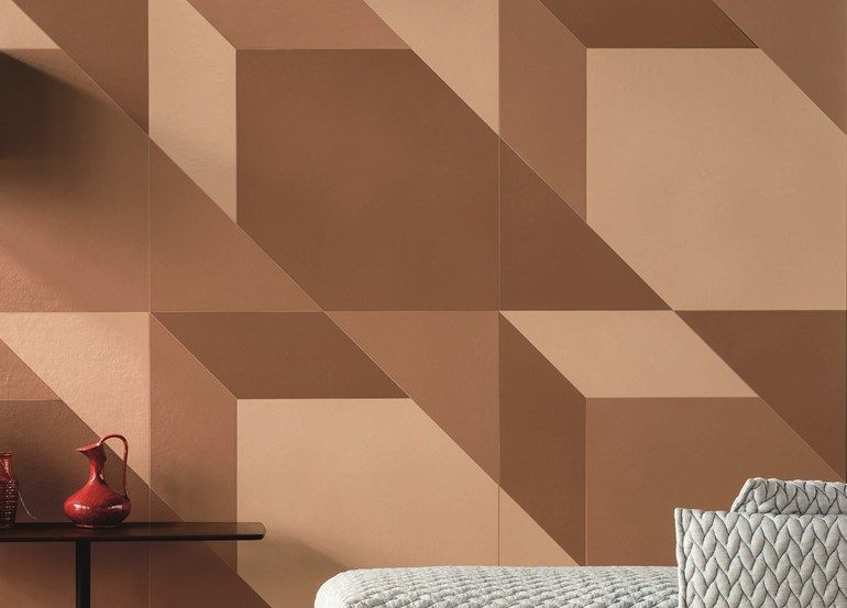Tierras Trio Mix, Mutina ELLE Decoration NL wall finish Pinterest - Peindre Du Carrelage De Sol