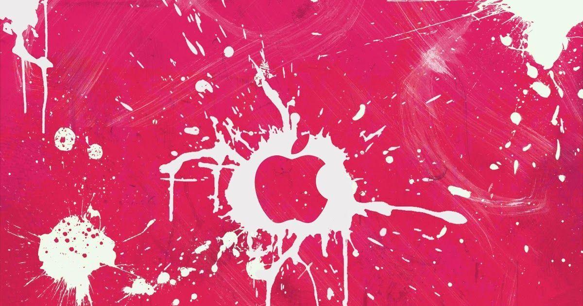 Wallpaper Lucu Hitam Pink
