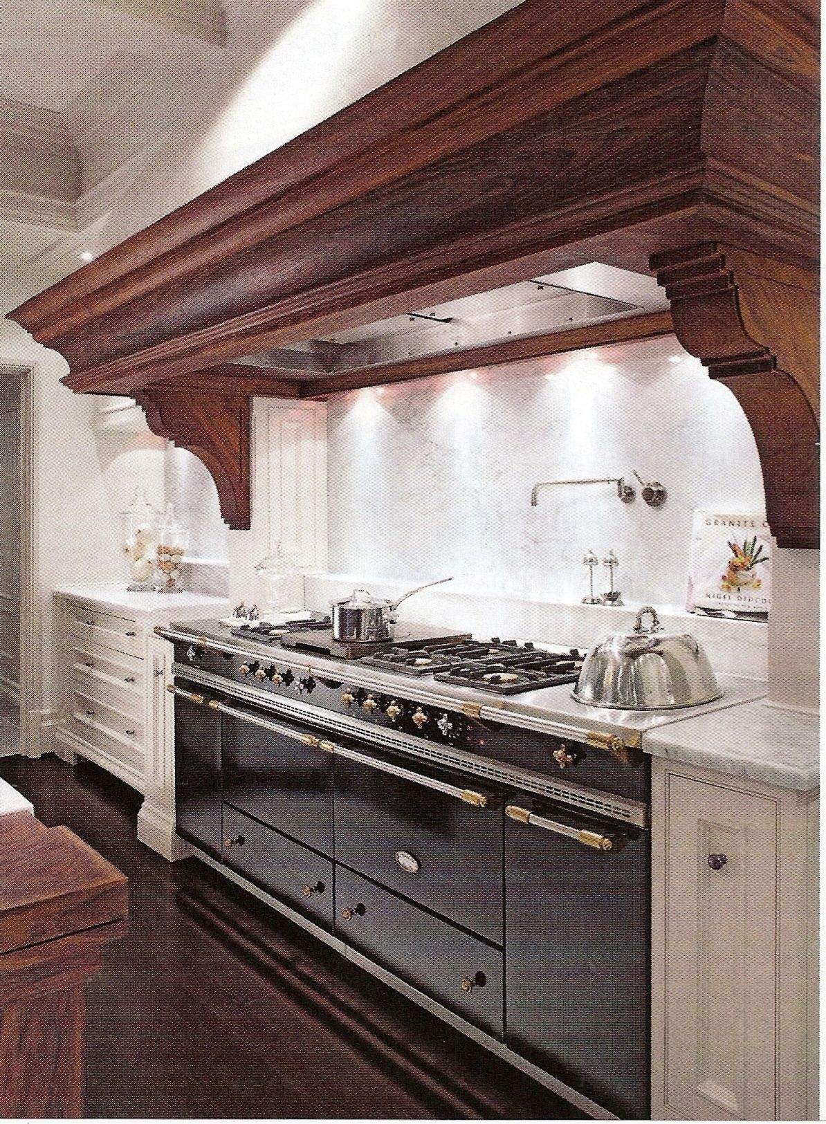 Traditional kitchen Dream Kitchens & Baths magazine