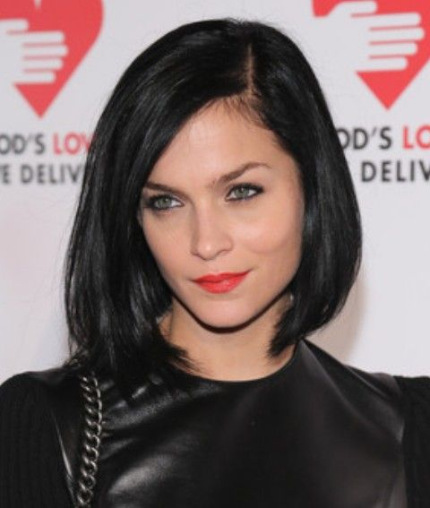 Bob Hairstyles Inspired From Celebrities For You To Try Pretty Designs Bob Hairstyles Hair Styles Long Bob Hairstyles