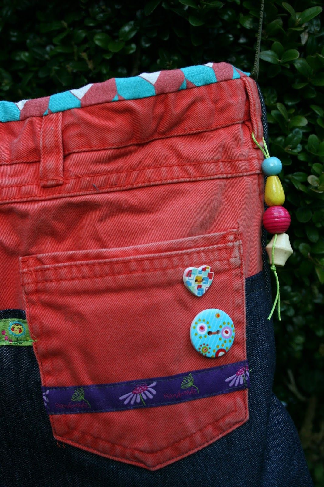 Reciclar Pantalones