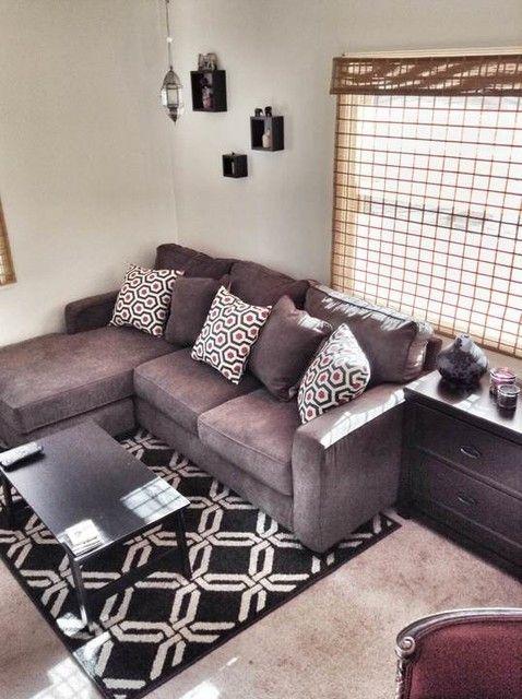 Ashley furniture sofa chaise hodan for Ashley hodan sofa chaise